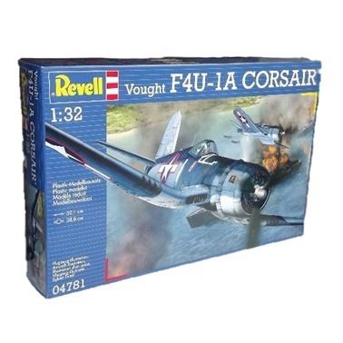 Revell Revell Maket 1:32 Vought F4U-1D Corsair Renkli
